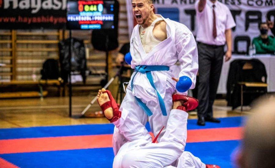 A harmadik fordulóját is megrendezték a karate ligának