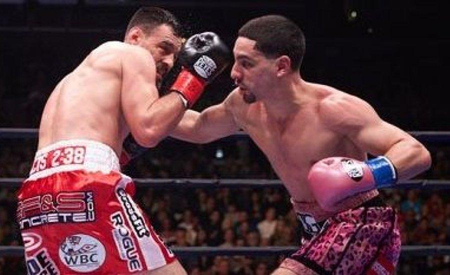 Danny Garcia a WBC váltósúlyú világelsője