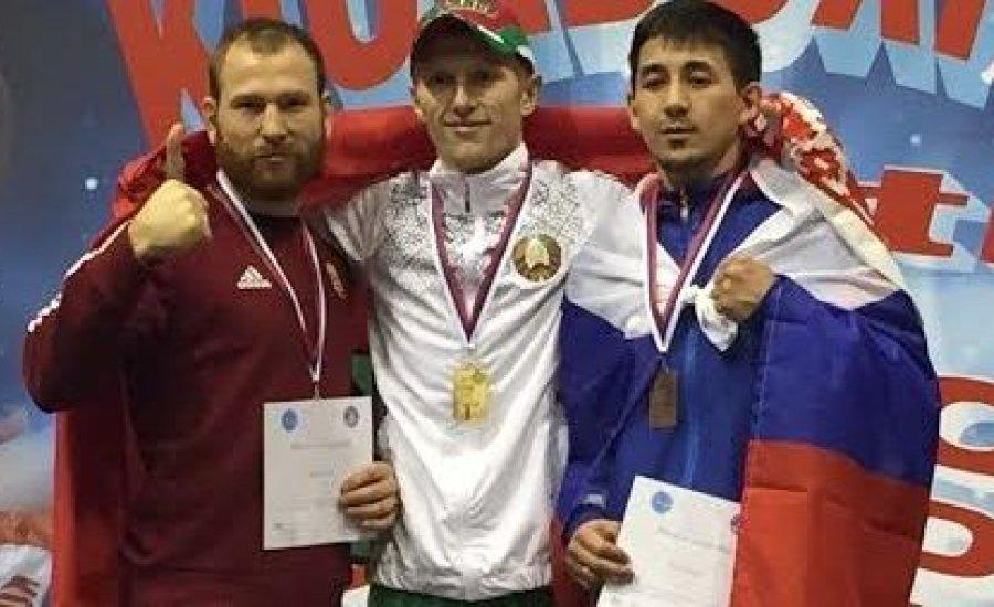 Görbics Gábor ezüstérmes a kick-boksz világbajnokságon