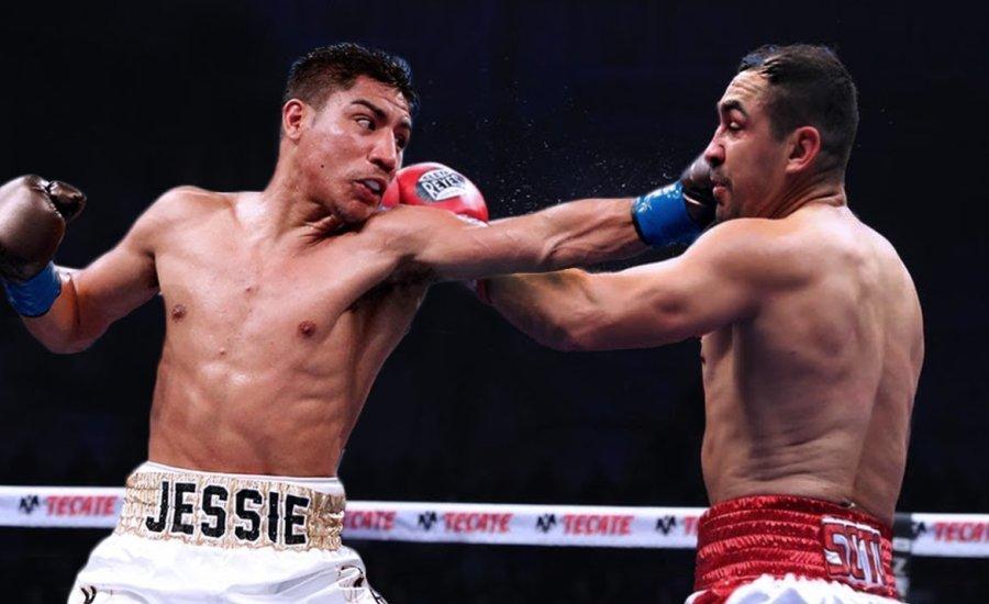 Jessie Vargas vs Humberto Soto