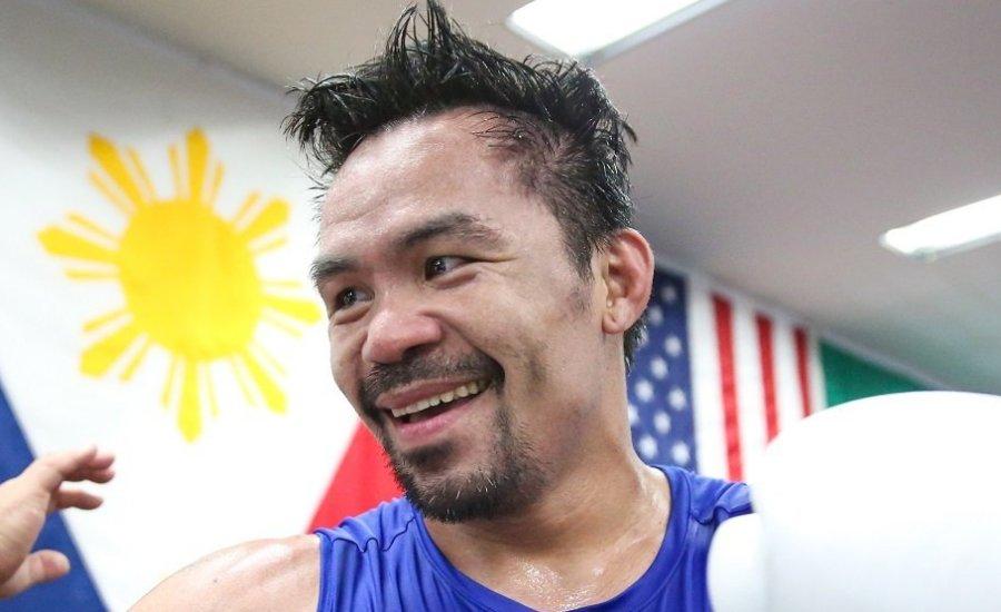 Manny Pacquiao még mindig bizonyítani akar