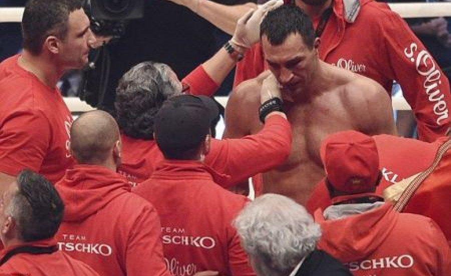 Vitalij Klicsko: Vlagyimir vissza fog térni