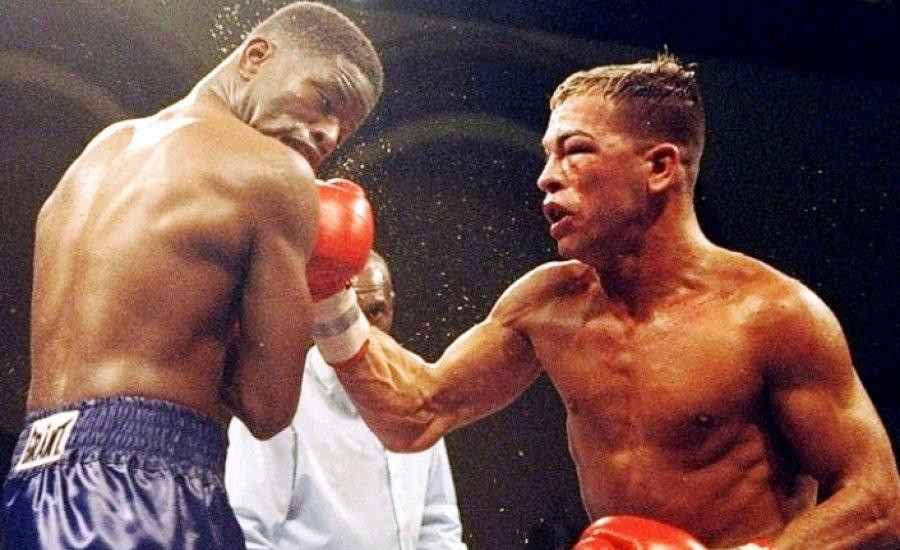 Classic Boxing: Arturo Gatti – Ivan Robinson I.