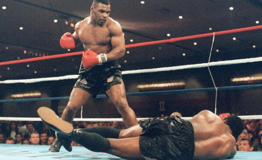 Classic Boxing: Mike Tyson vs Trevor Berbick