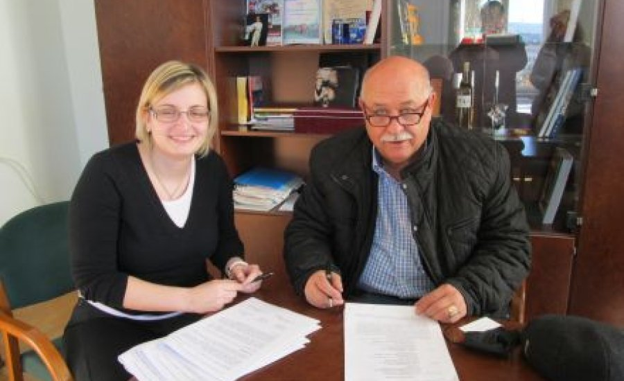 MÖSZ: Sportágfejlesztési támogatási szerződés aláírása