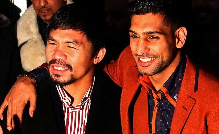 Khan szerint Pacquiao le fogja győzni Thurman-t
