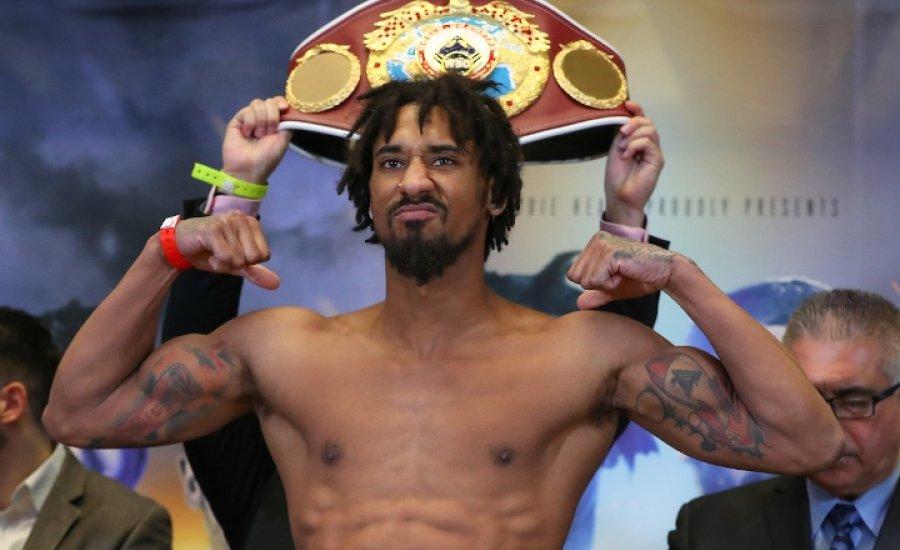 Andrade nagyközépsúlyban bokszol novemberben