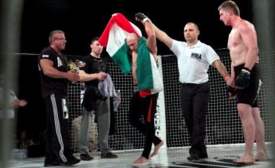 Célkeresztben az induló MMA magyar bajnokság