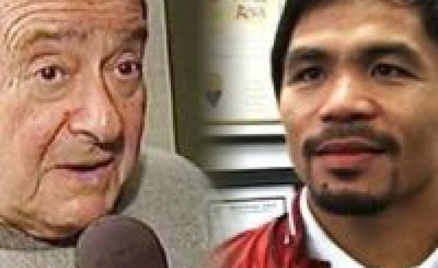 Arum: Pacquiao tényleg befejezi