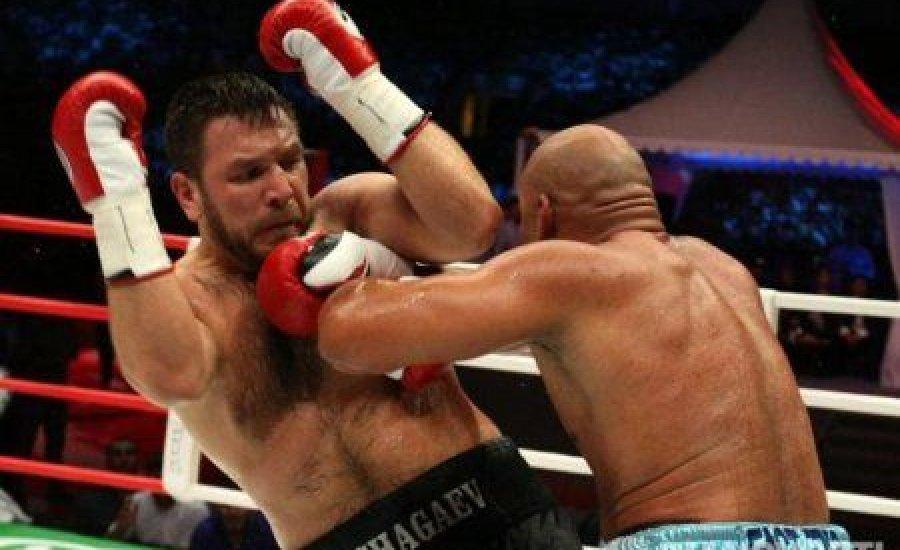 Csagajev-Oquendo visszavágó október 17-én