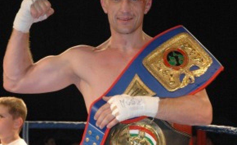 Kiss Zoltán Jr. szerezte meg az UBO és a Magyar-bajnoki öveket
