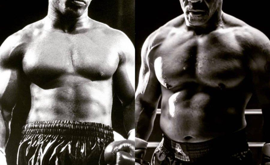 Mike Tyson edzés-montázs: '80-as évek vs. 2020