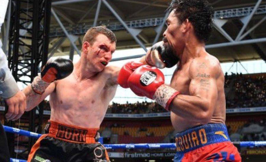 Manny Pacquiao Ausztráliában hagyta a WBO vb-övet