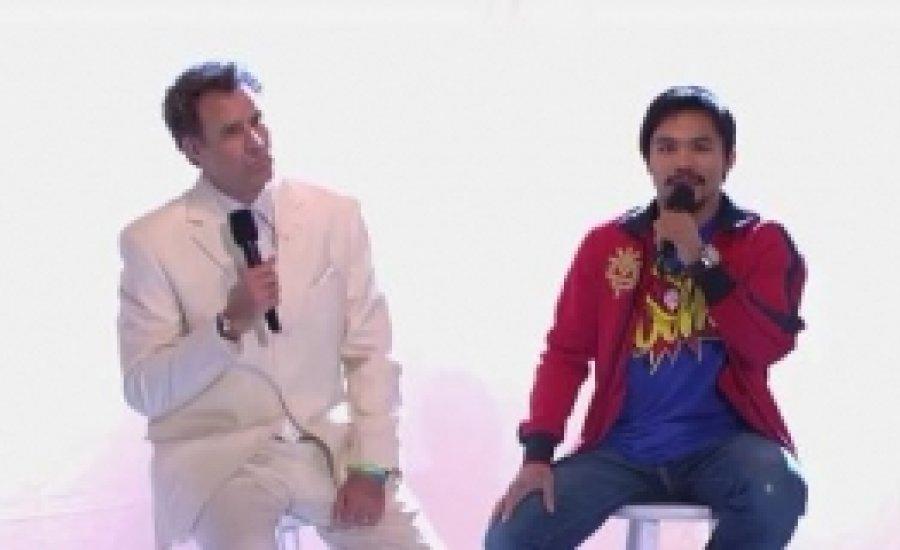 10 millió dollárba kerülhet Pacquiao zenész-karrierje