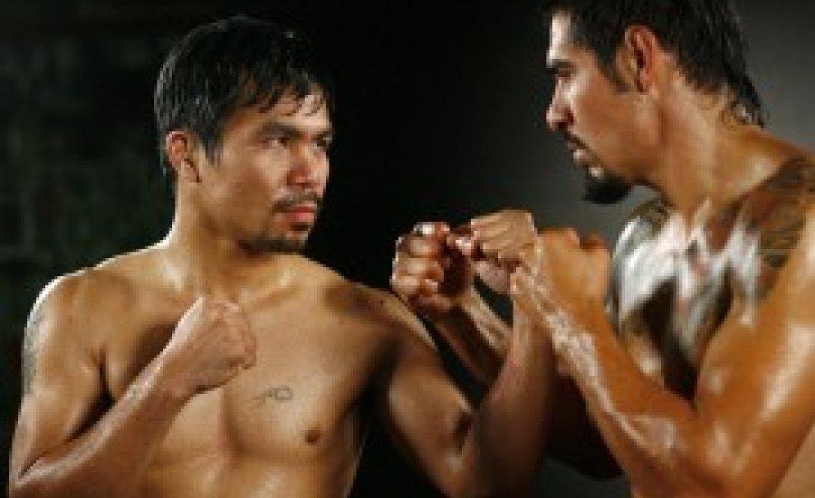 Manny Pacquiao fordított súlyproblémája