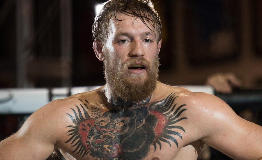 Conor McGregor biztató formában