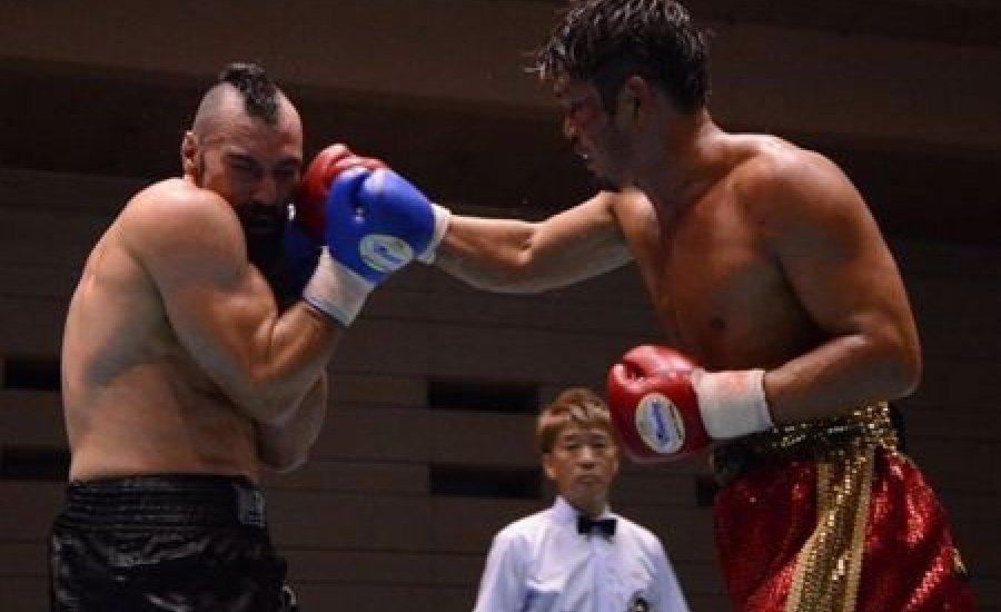 Ishida nyert, nehézsúlyban