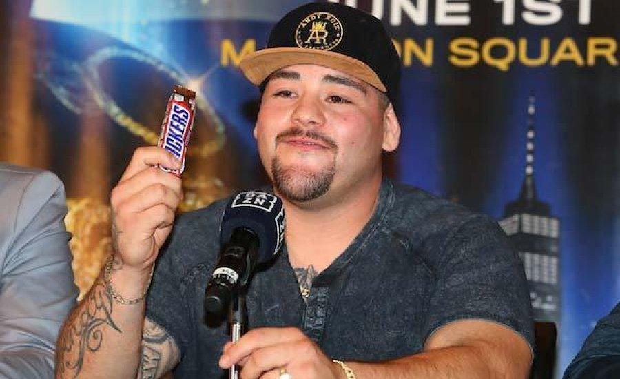 Andy Ruiz Jr szerint hiba lebecsülni őt