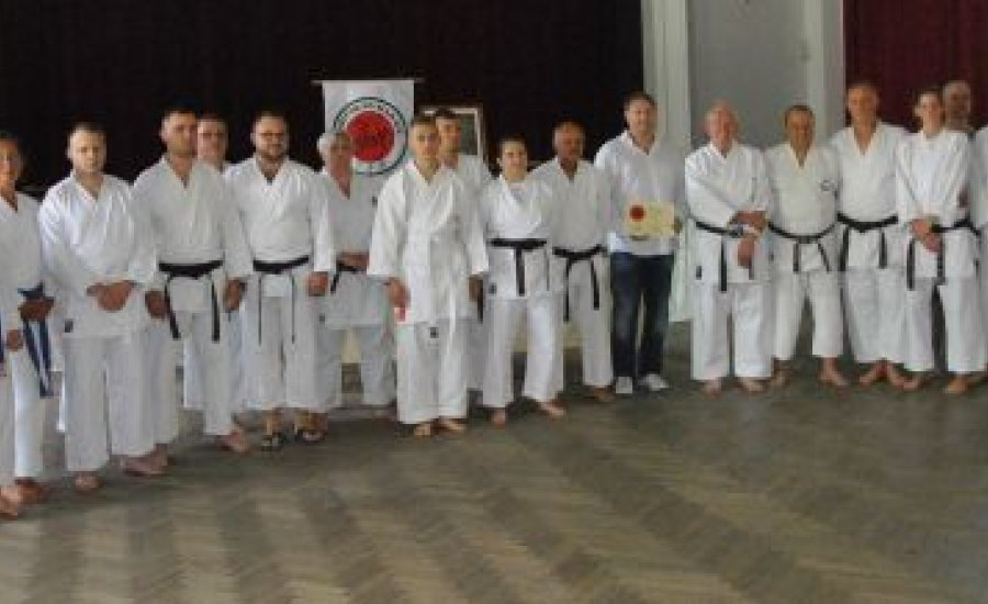 Shotokan Karate edzőtábor volt Sarkadon