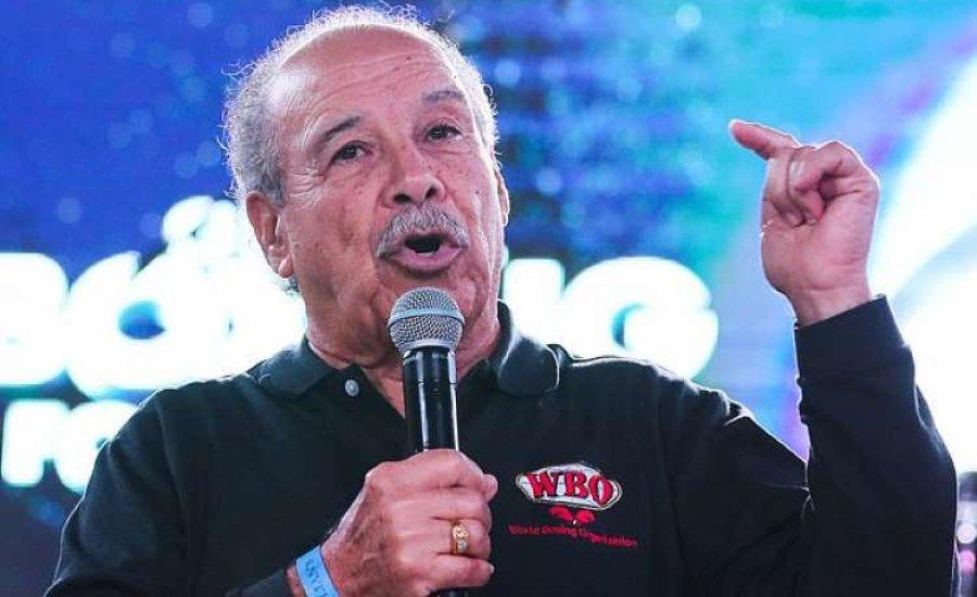 A WBO elnöke szerint idén már nem lesznek profi gálák