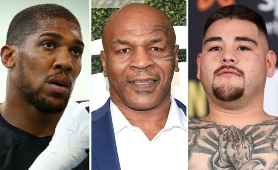 Mike Tyson szerint Ruiz ismét legyőzheti Joshuát