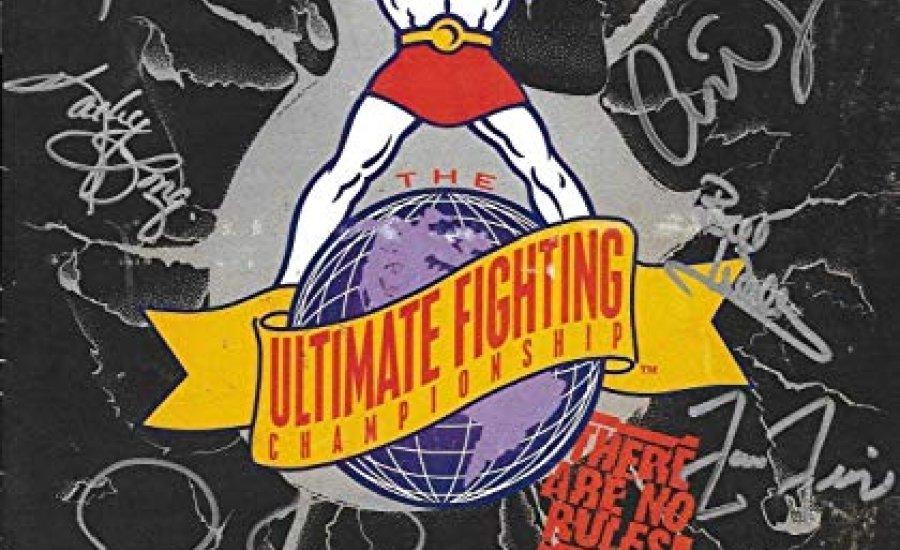 MMA Classic: az első UFC gála