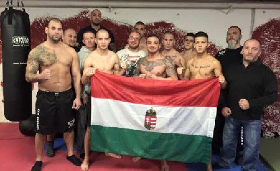 Teljes magyar csapat a prágai MMA-vb-n