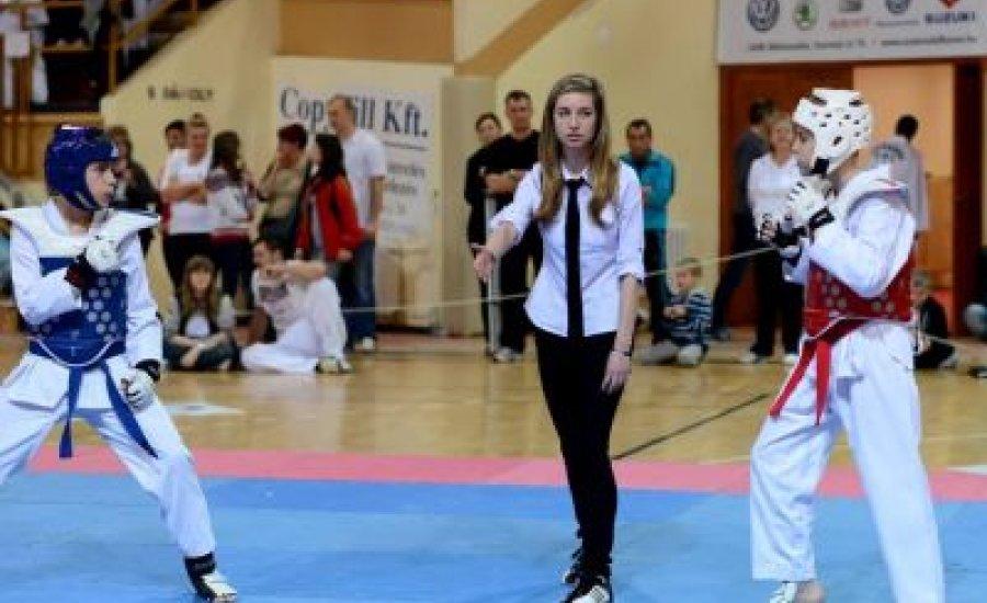 Taekwondo országos bajnokság Békéscsabán