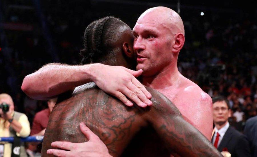 A családja sem hitt Tyson Fury-ban az első Wilder meccs előtt