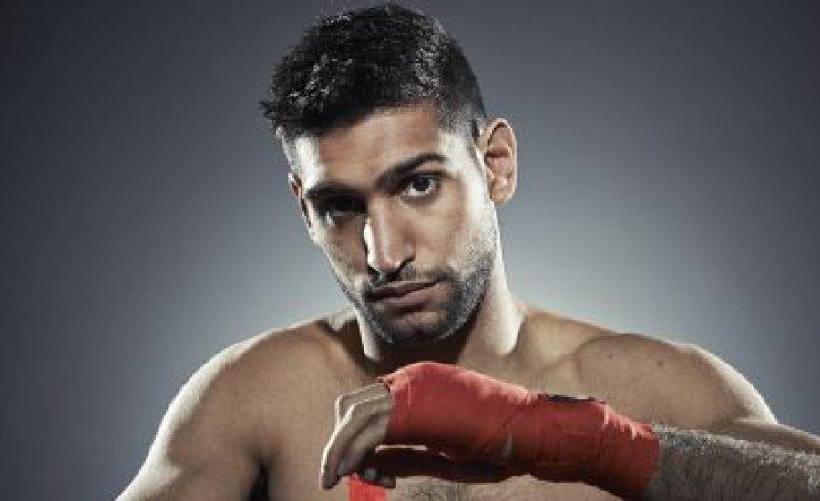 Amir Khan két év után visszatér